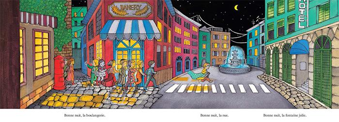 Bonne nuit, le monde | Didier Jeunesse