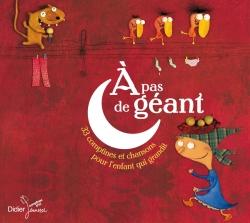 À pas de géant (CD)