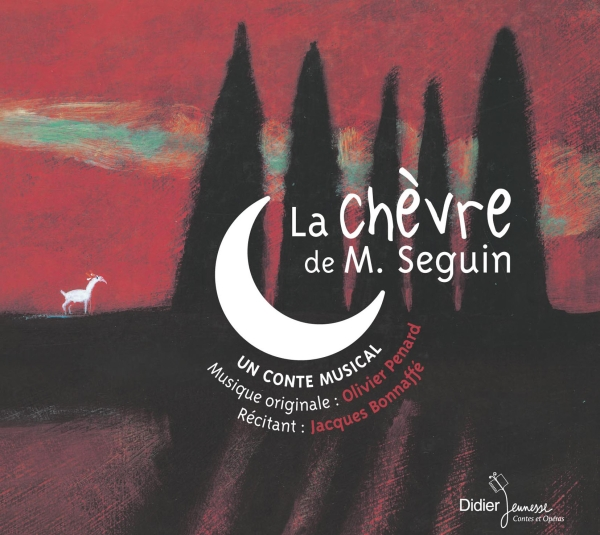 La Chèvre de monsieur Seguin (CD)