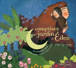 Comptines du jardin d'Eden (CD)