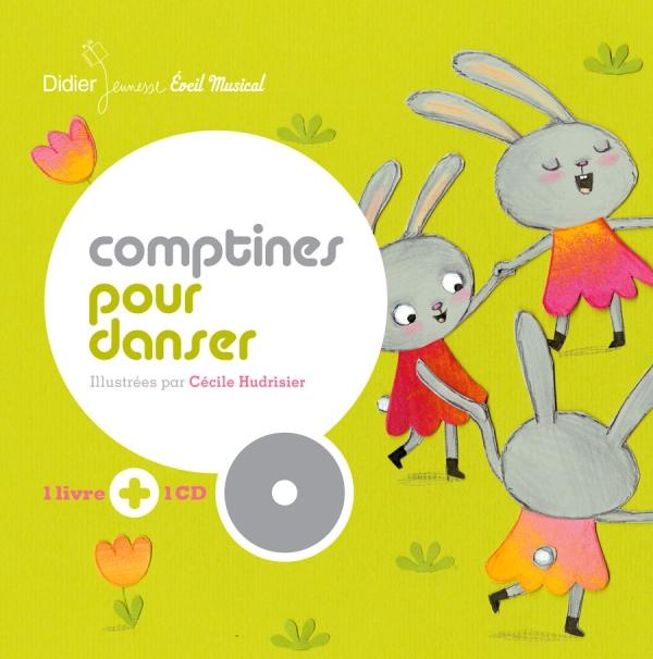 Comptines Pour Danser Didier Jeunesse