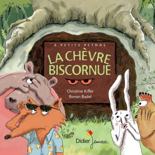 La Chèvre Biscornue - poche
