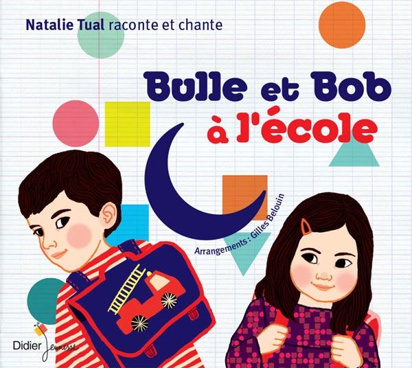 Bulle et Bob à l'école (CD)