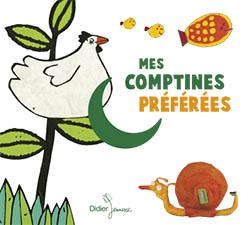 Mes comptines préférées (CD)