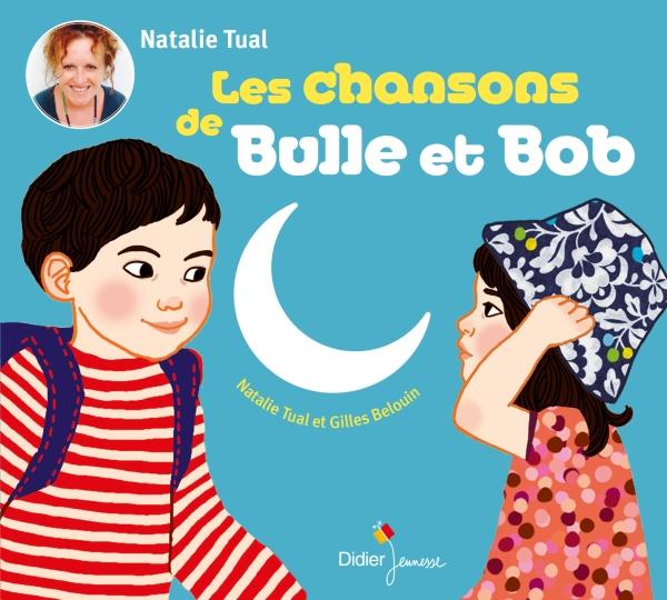 Les Chansons de Bulle et Bob (CD)