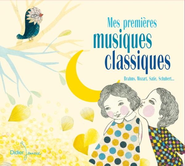 Coffret - Mes premières musiques classiques (CD)