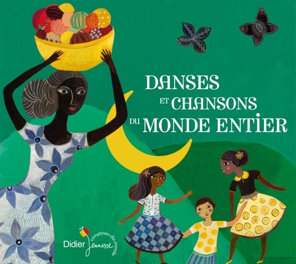 Coffret - Danses et chansons du monde entier (CD)