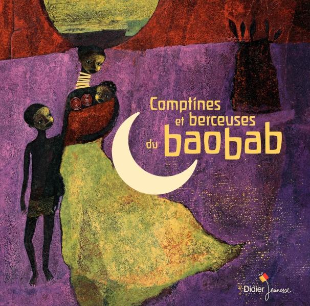 Comptines et berceuses du baobab (Vinyle)