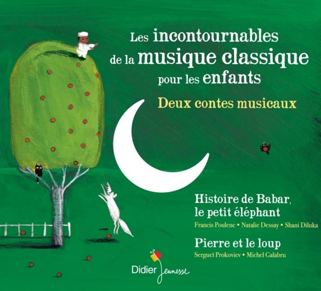 Les Incontournables de la musique classique pour les enfants (CD)