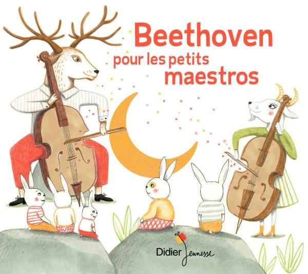 Beethoven pour les petits maestros (CD)