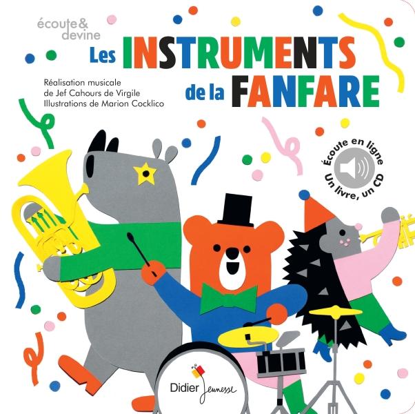 Les Instruments de la fanfare