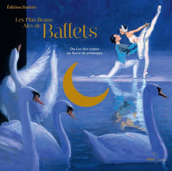 Les plus beaux airs de ballets - Coffret