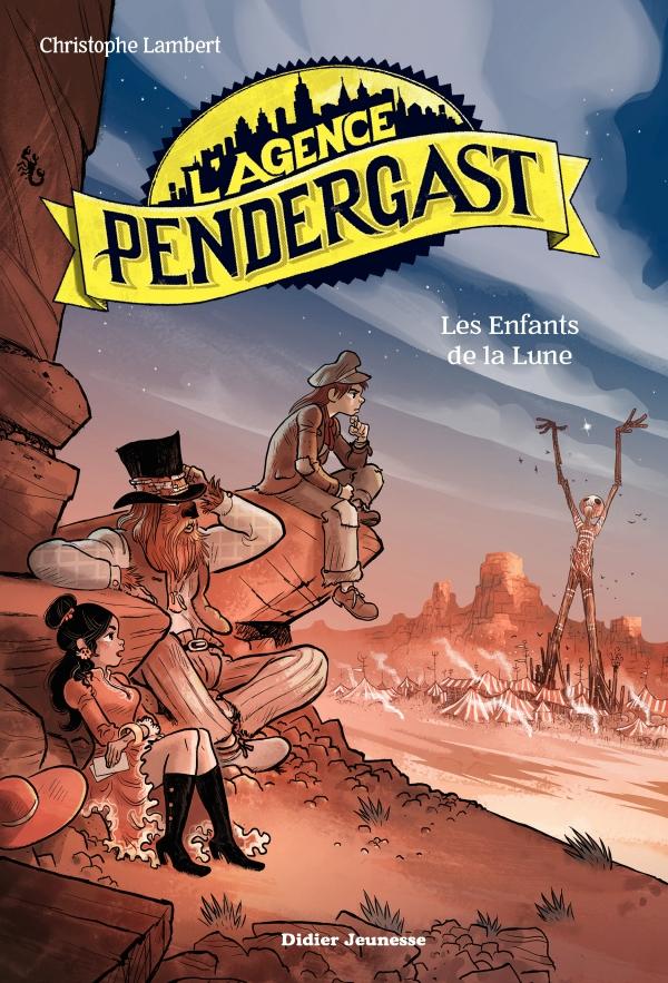L'Agence Pendergast - tome 5, Les Enfants de la lune
