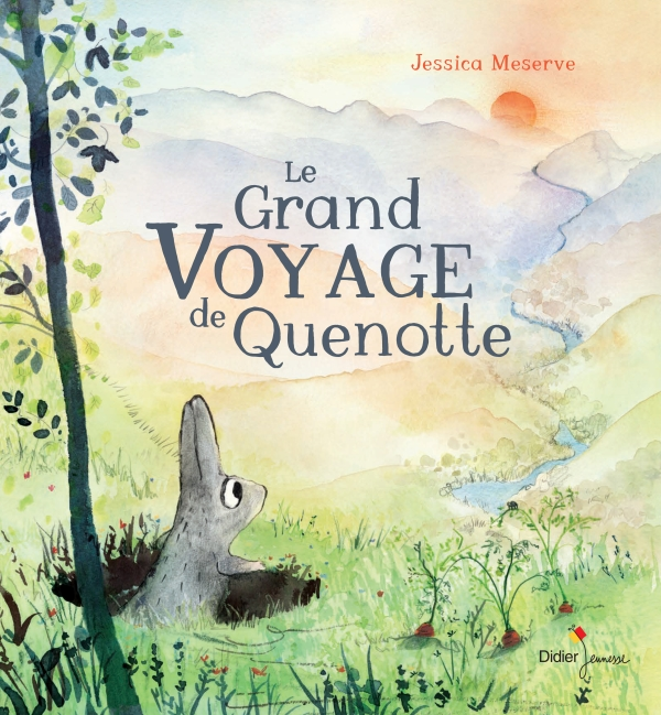 Le Grand Voyage de Quenotte