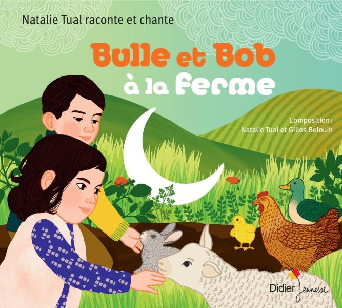 Bulle et Bob à la ferme (CD)