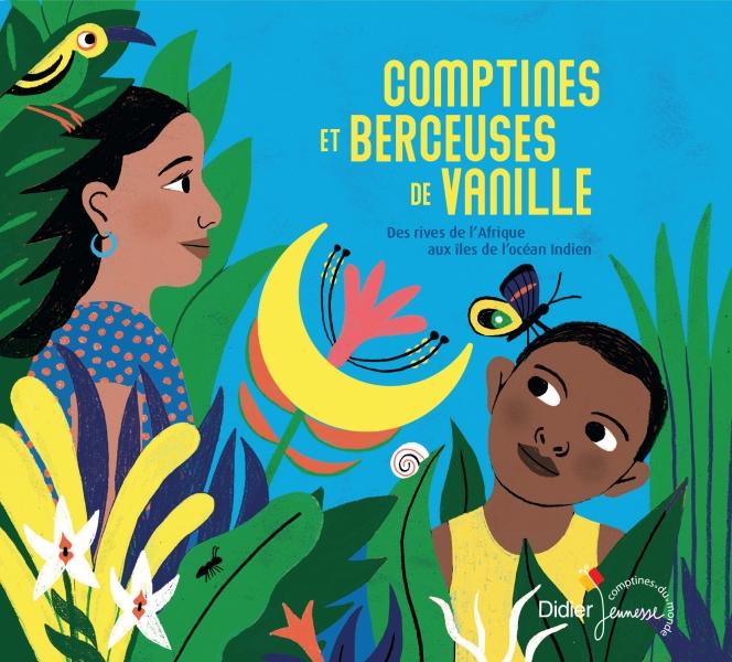 COMPTINES ET BERCEUSES DE VANILLE (CD)