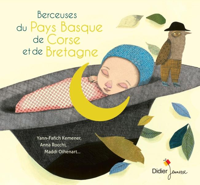 Berceuses des régions de France (CD)