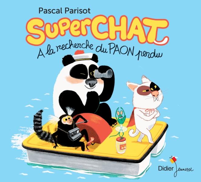 Superchat - A la recherche de paon perdu (CD)