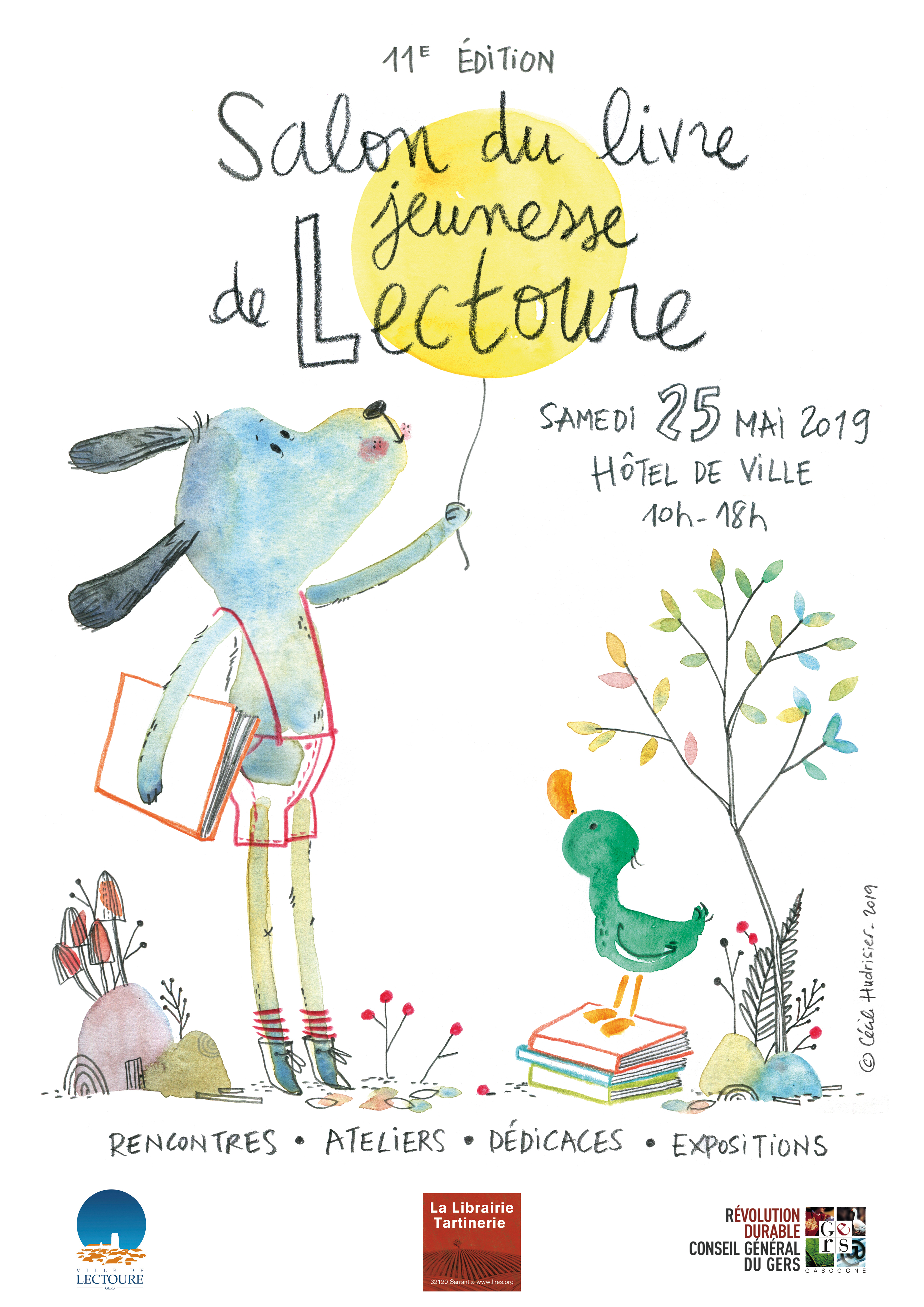 Salon Du Livre Jeunesse De Lectoure Didier Jeunesse