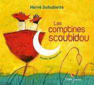 Les Comptines scoubidou (CD)