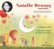 Natalie Dessay raconte (CD)