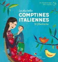 Les Plus Belles comptines italiennes - relook 2019