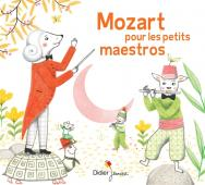 Mozart pour les petits maestros (CD)